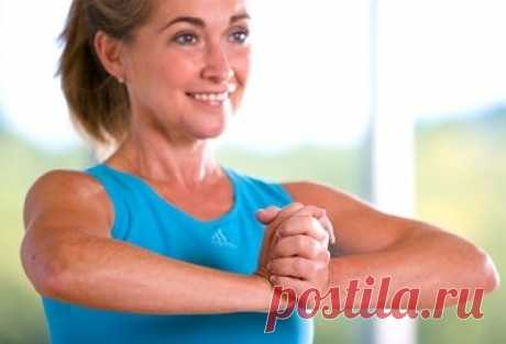 Фитнес для груди — Мегаздоров
