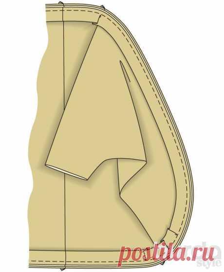 Бесплатная выкройка модного кардигана — Мастер-классы на BurdaStyle.ru