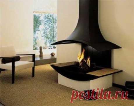 Фронтальный камин dojo v2 - richard le droff - Камины и печи
