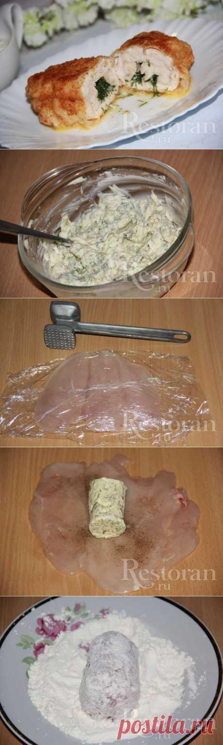 Рецепт котлеты по-киевски