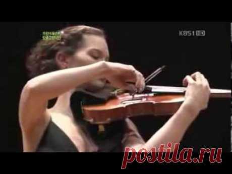 Felix Mendelssohn - Violin concerto in E minor, Op.64 (Hilary Hahn)