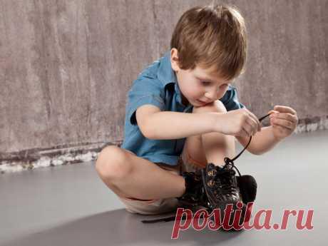 Как приучить ребенка к самостоятельности? | Красота Здоровье Мотивация