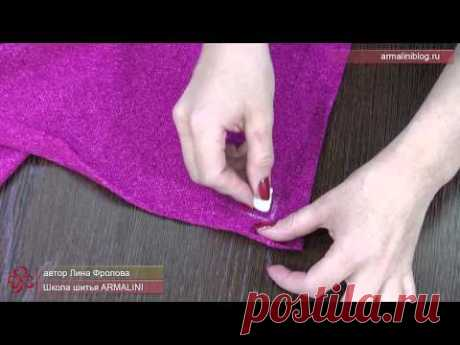 Knitted transforming jacket - YouTube