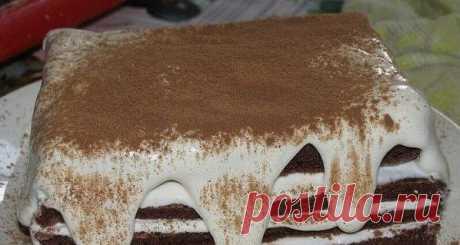 Шоколадно-творожный торт: полезный десерт для вашего организма и вашей фигуры!
