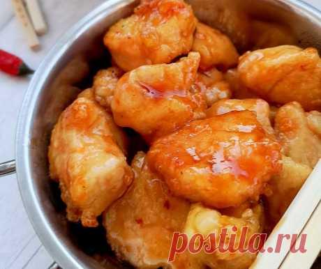 Кисло-сладкая курица, запечённая в духовке - безумно вкусное и легко приготовляемое блюдо Кисло-сладкая курица, запечённая в духовке - безумно вкусное и легко приготовляемое блюдо - очень вкусное блюдо, который вы можете легко приготовить по рецепту на этом сайте.Много хороших и проверенных рецептов в одном месте!