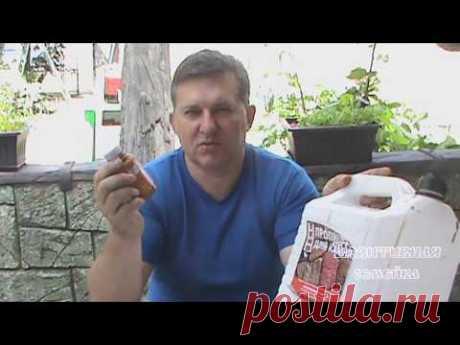 Как и чем покрасить бетон.Ставрополь2017 - YouTube