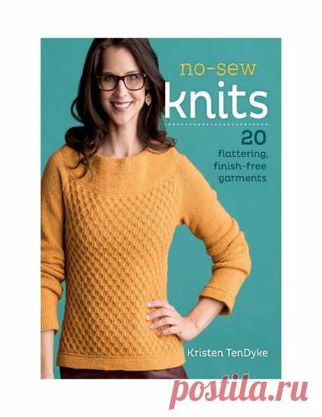No-Sew Knits - 20 Flattering Finish-Free Garments.