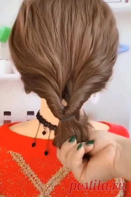 LOVE these! 😍 [Video] | Long hair styles, Hair styles, Hair designs Jun 15, 2019 - This Pin was discovered by Inspire Uplift. Discover (and save!) your own Pins on Pinterest