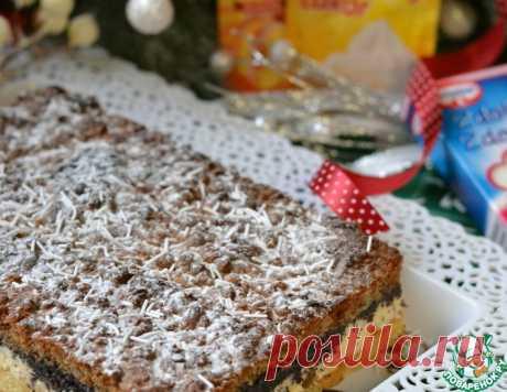 """Новогодный пирог """"Щедрак"""" – кулинарный рецепт"""