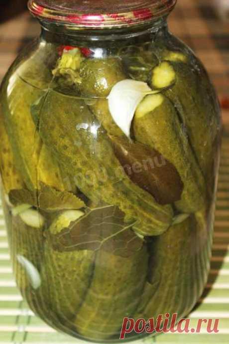 Домашние соленые огурцы хрустящие в банках на зиму рецепт с фото пошагово