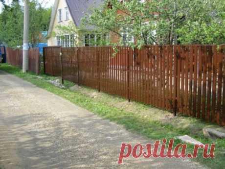 Какой Забор нельзя ставить на даче, если не хотите Штрафа. Еще и разобрать заставят - Установка и ремонт сантехники своими руками - медиаплатформа МирТесен