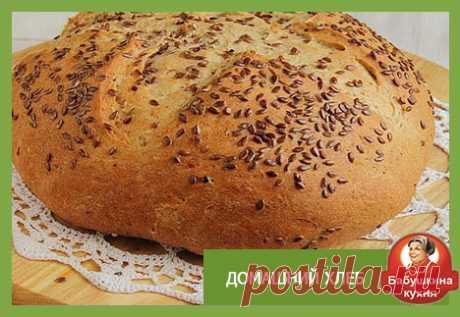 Хлеб в домашних условиях: на вкус как из русской печи