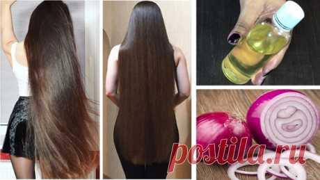 Секретное масло для волос, чтобы получить длинный и крепкий волос - Советы для тебя