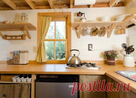 Как быстро и толково оптимизировать пространство на небольшой кухне — Pro ремонт