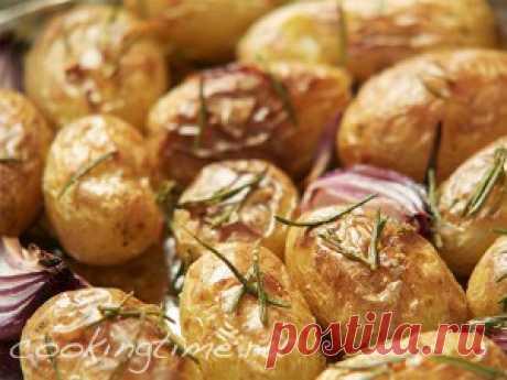 Кухня Прованса - Картофель по-провански