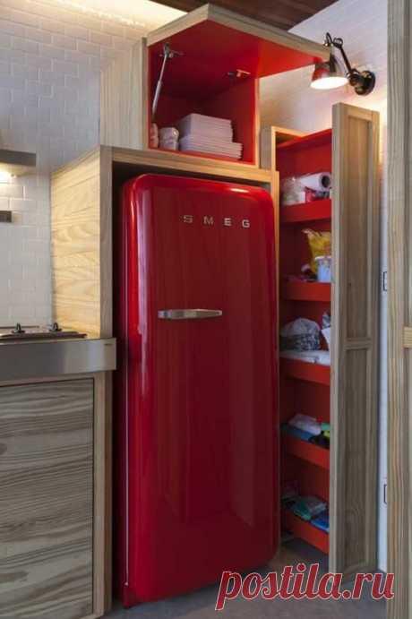 (79) Pinterest - Небольшая квартирка в Бразилии | Пуфик - блог о дизайне интерьера | интерьер