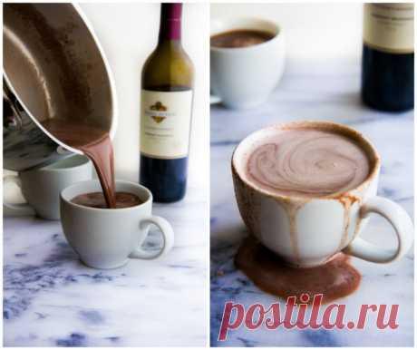 Шоколад и красное вино не просто полезны