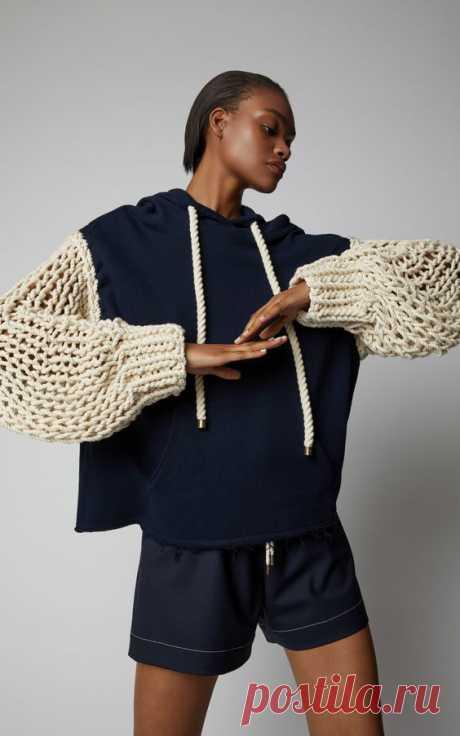 Замените рукава! Модная одежда и дизайн интерьера своими руками