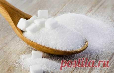 10 способов использования сахара в быту, которые пригодятся даже тем, кто его не ест
