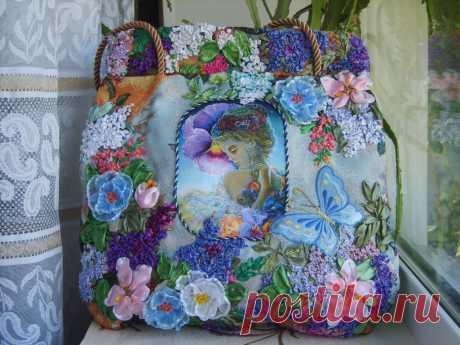 «Красивые и удобные сумки из гобелена - тренд сезона.» — карточка пользователя Mamai в Яндекс.Коллекциях
