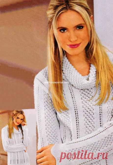 El pulóver chiné