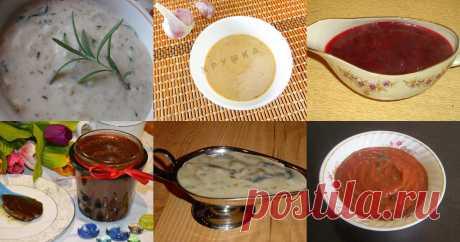 Соусы - 493 рецепта приготовления пошагово