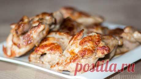 Как вкусно приготовить любое куриное мясо 🐔 очень простой рецепт