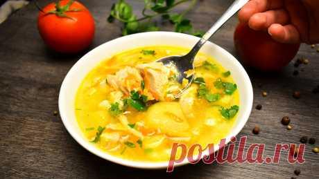 """Старинный суп """"Затируха"""" о котором многие позабыли (рецепт очень выручает, когда ограничен бюджет)   Готовим с Екатериной Койдой   Яндекс Дзен"""