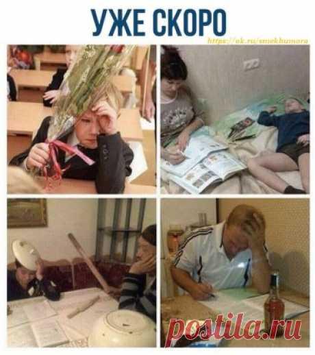 #ДетиИШкола