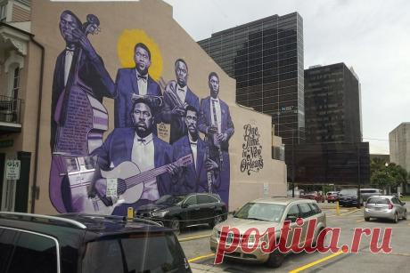 Джаз на его родине. Старые и новые адреса джаза в Нью-Орлеане