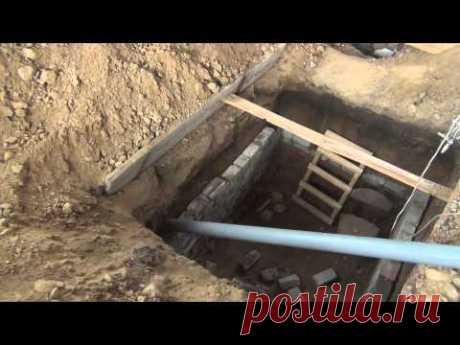 Погреб под домом своими руками - Строй Гуру