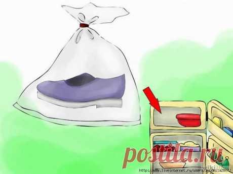 Положите обувь в пакет и засуньте в морозилку. Узнав зачем, вы будете удивлены… - Сайт для женщин Большинство из нас встречались с такими проблемами, как плохой запах из обуви, а особое в летнее время года.Поэтому мы часто стесняемся идти в гости боясь того, что этот запах распространится по всему помещении. Но нам следует помнить, что мы живем в цивилизированом мире, в котором есть множество средств для борьбы с не приятным запахом, поэтому …
