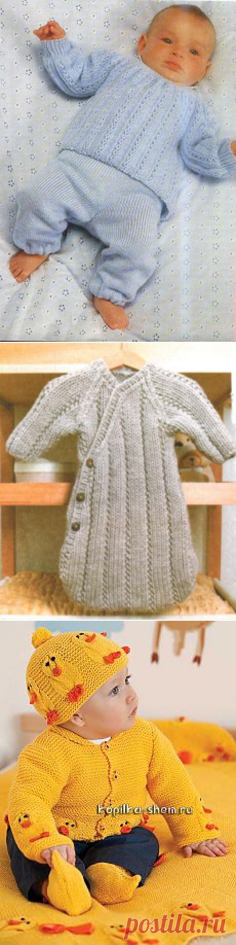 Поиск на Постиле: вязание для новорожденных