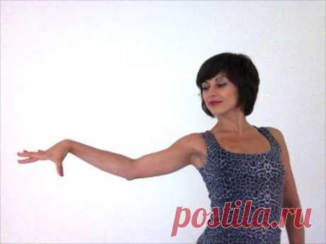 Salsa hands - develop your skills - Anna LEV