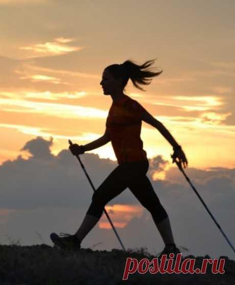 Как и для чего занимаются скандинавской ходьбой    Скандинавская ходьба или nordic walking, стремительно набирающий популярность любительский вид спорта. Выглядит он, на первый взгляд необычно, человек занимающийся скандинавской ходьбой ритмично ша…