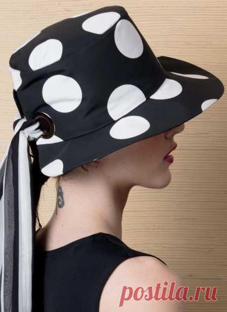 Шьем симпатичные шляпки. Идеи и выкройки