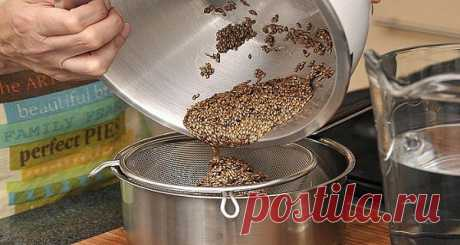 Эти семена помогут вам контролировать диабет и 100% восстановить функции печени и почек
