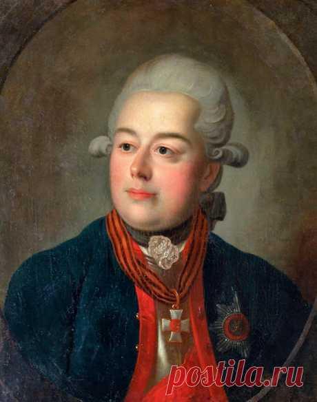 Князь Петр Михайлович Голицын -один из руководителей подавления Пугачевского восстания