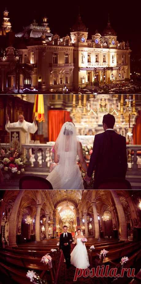Французская сказка: свадьба Екатерины и Ричарда - WeddyWood