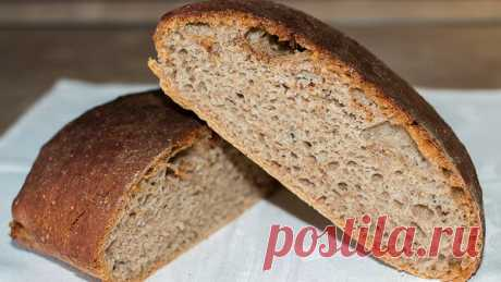 Ржаной домашний хлеб | IrinaCooking | Яндекс Дзен
