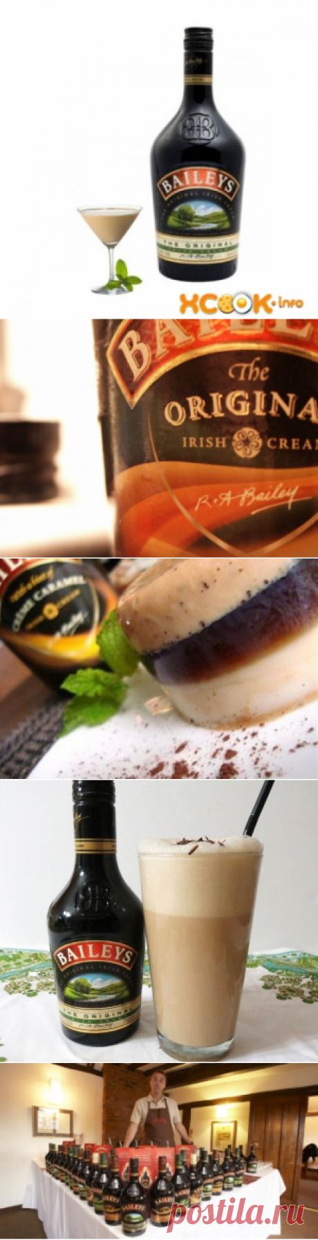 Ликер Бейлис – его состав; как пить; рецепты домашнего приготовления