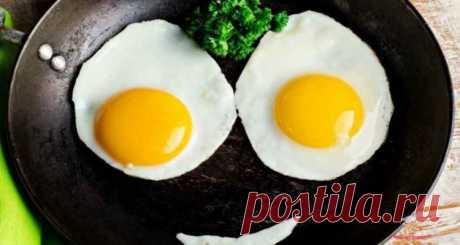 Яичница 🥚 - Лучший сайт кулинарии