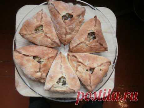 (+1) - Татарская кухня: ӨЧПОЧМАК | Любимые рецепты