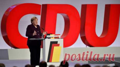 Меркель выступила за «хорошее соседство» с Россией Канцлер Германии Ангела Меркель, выступая на съезде Христианско-демократического союза в Лейпциге, заявила о необходимости добрососедских отношений с Россией, несмотря на существующие сложности.
