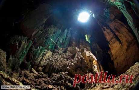emekliyim.com - Geri Dönüsümün Merkezi: Çin'de 6.7 Milyon Metreküp Hacminde Dev Mağara Keşfedildi