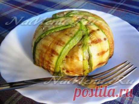 Тимбаль из кабачков: рецепт с фото