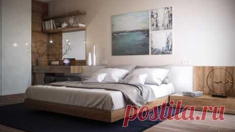 Спальня в современном стиле от нас с Александр Павлов