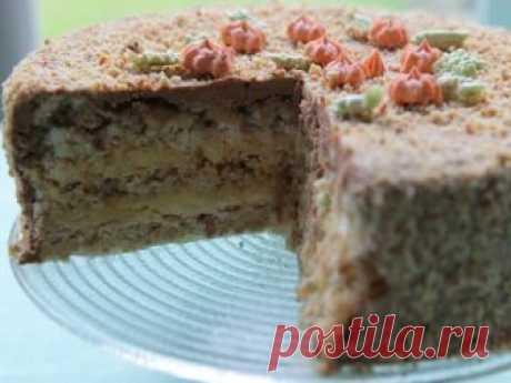 Настоящий «Киевский торт» - Кулинарик