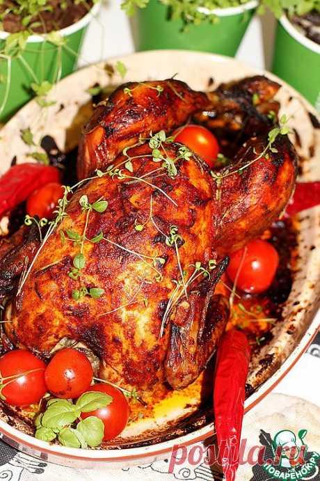 Цыпленок по-южному. Автор: LaCostena