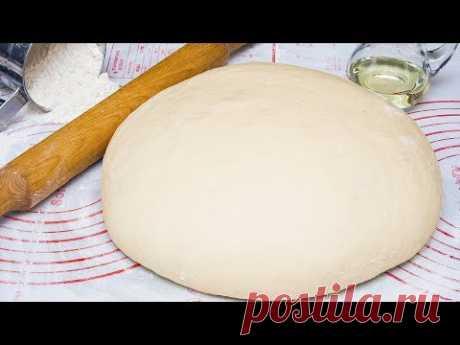 Сдобное дрожжевое тесто для несладкой выпечки – пирожки / пироги / кулебяки / сосиски в тесте …